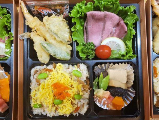 下田の折詰(*^▽^*)