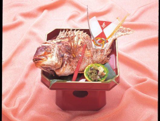 下田の宅配【祝い鯛】