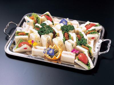 下田の宅配【サンドイッチ】
